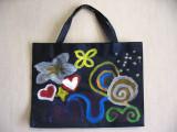 recycle bag, Rachel, age:11