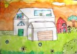 house, Polly, age:8