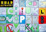 Road Alphabet, Janice, age:11.5