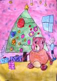 Merry Christmas, Christina, age:5.5
