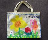 recycle bag, Christina, age:5.5