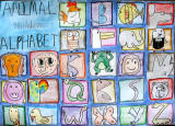 Hidden Animal Alphabet, Jamie Wong, age:11.5
