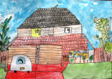 house, Daniel, age:7