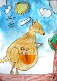kangaroo, Daniel Li, age:5.5