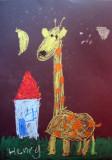 giraffe, Henry, age:5