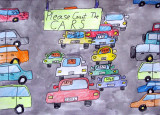 please count the cars, Kelvin Xie, age:8.5
