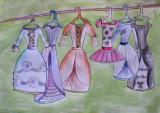 my beautiful dresses, Sheryl, age:8