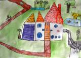 house, Daniel Li, age:6