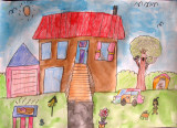 house, Jessica Zhang, age:6.5