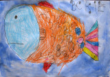fish, Beckie, age:5