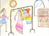 dress shop, Nancy Yin, age:6.5