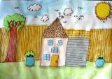 house, Christina, age:6