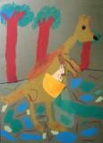kangaroo, Christina, age:6