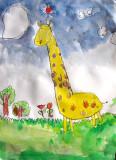 giraffe, Jason, age:5