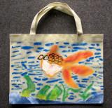 recycle bag, Daniel Li, age:6