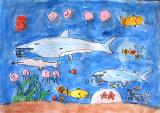 underwater, Hao, age:5