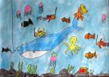 underwater, Duncan, age:8