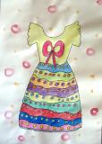 my beautiful dress, Elyssa, age:6