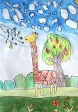 giraffe, Duncan, age:8