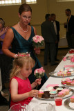 The Cup Cake Reception