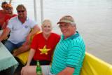 Nile Cruise - a boat trip along the White Nile River
