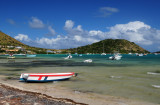 E6--Driving around French side, St Martin