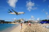 J52--Maho Bay and airport, St Maarten