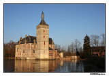 The Castle of Horst at Sint-Pieters-Rode