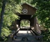 Applegate (McKee) Covered Bridge - 1917