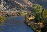 Evening in the Yakima River Canyon