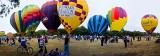 Balloons at Parramatta Park