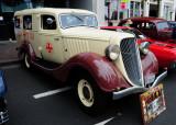 1935 Hudson Ambulance