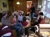Christmas dinner in Arbuckle