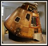 Apollo 10 Command Module, 1969