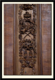 Carving by Samuel Watson, 1662-1715