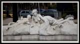 Paris: Grand Palais and its Statues
