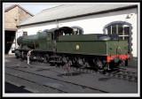 GWR Loco 3850