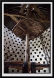 Dovecote interior