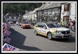 Tour of Britain team cars