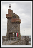 The Rhenish Tower, rebuilt in 1954 after the flood.