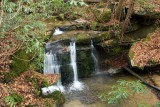 waterfall on Cane Creek 1