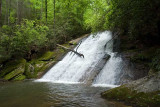 Gorges State Park - Paw Paw Falls 10