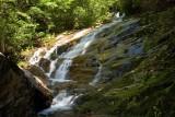 waterfall on Sam Branch