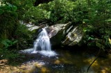 waterfall on Road Prong 1