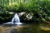 waterfall on Road Prong 2