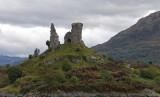 Castle Moil, Kyleakin, Skye.