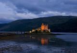 Eilean Donan Castle...Dusk.
