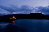 Eilean Donan Castle...Night Falls.