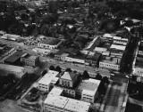 Downtown, Milton Florida, in 1960