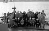 USS HughPurvis DD 709 ,  OC Division, 1962